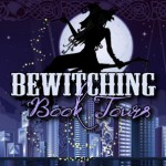 bewitching tour button